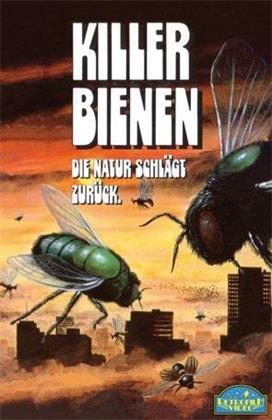 Killer Bienen - Die Natur schlägt zurück (1976) (Grosse Hartbox, Cover A, Limited Edition, Uncut)