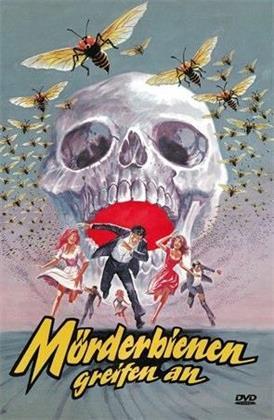 Mörderbienen greifen an (1976) (Cover B, Grosse Hartbox, Limited Edition, Uncut)
