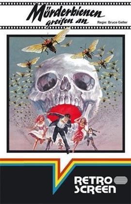 Mörderbienen greifen an (1976) (Cover C, Grosse Hartbox, Limited Edition, Uncut)