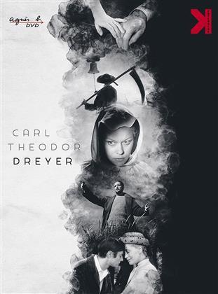 Carl Theodor Dreyer (Collection Agnès B, s/w, 4 Blu-rays)