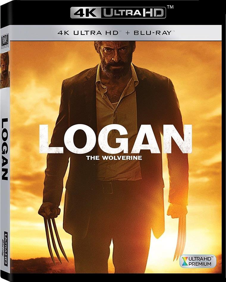 Logan (2017) (4K Ultra HD + Blu-ray)
