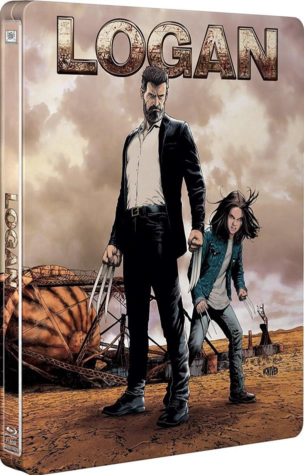Logan (2017) (Limited Edition, Steelbook)