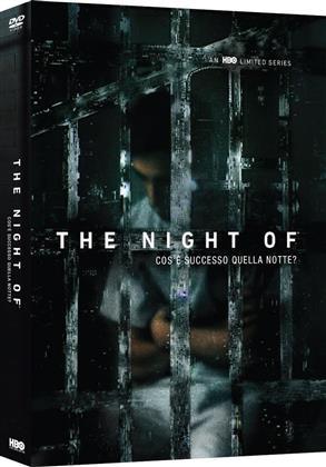 The Night Of - Cos'è successo quella notte? (3 DVDs)
