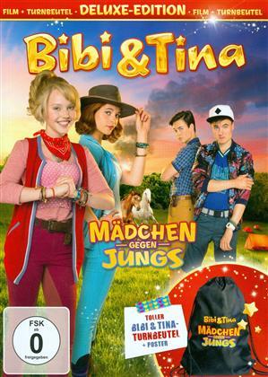 Bibi & Tina 3 - Mädchen gegen Jungs (2016) (Poster, Turnbeutel, Deluxe Edition)
