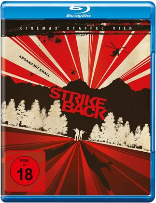 Strike Back - Staffel 4 (3 Blu-rays)