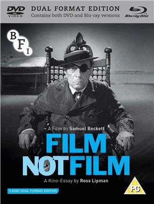 Film / Notfilm (DualDisc, Blu-ray + DVD)