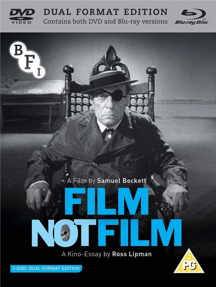 Film / Notfilm (DualDisc, Blu-ray + DVD)