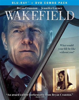 Wakefield (2016) (Blu-ray + DVD)