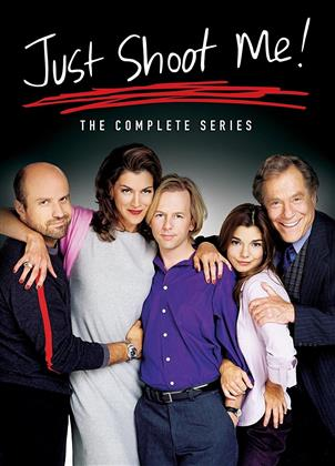 Just Shoot Me! - The Complete Series (19 DVDs)