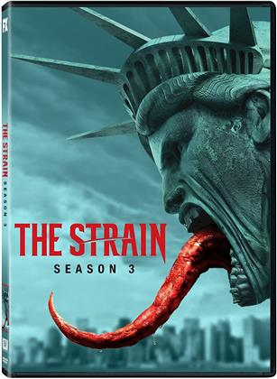 The Strain - Season 3 (3 DVDs)