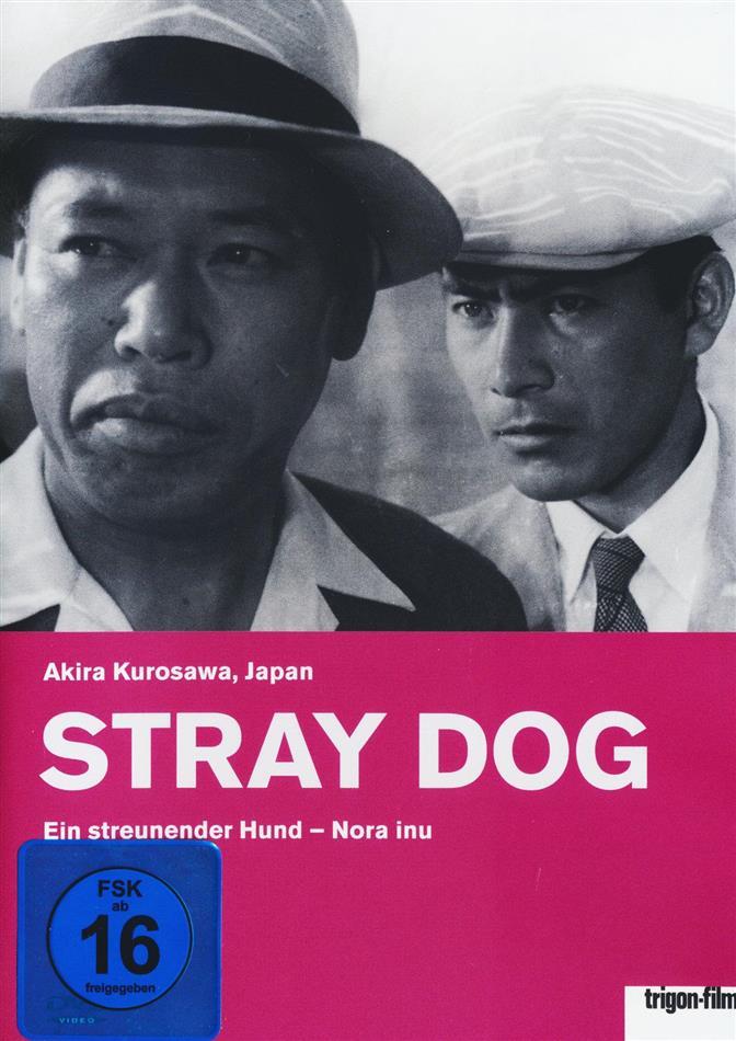 Stray Dog (1949) (Trigon-Film, s/w)