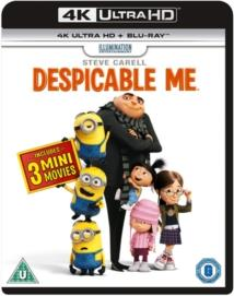 Despicable Me (2010) (4K Ultra HD + Blu-ray)