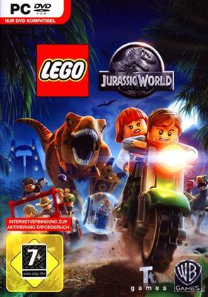 LEGO Jurassic World - Pyramide