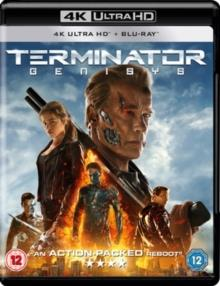 Terminator 5 - Genisys (2015) (4K Ultra HD + Blu-ray)