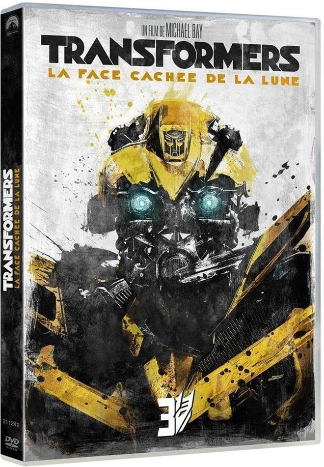 Transformers 3 - La Face cachée de la lune (2011) (Neuauflage)