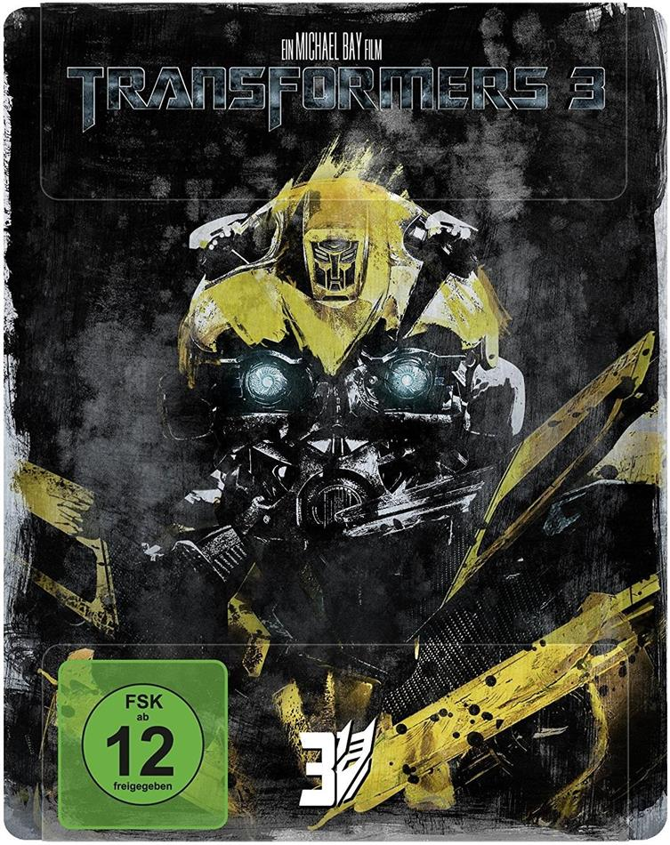 Transformers 3 - Dark of the Moon (2011) (Limited Edition, Steelbook)