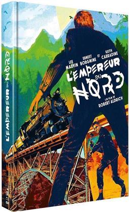 L'empereur du Nord (1973) (Mediabook, Blu-ray + DVD)