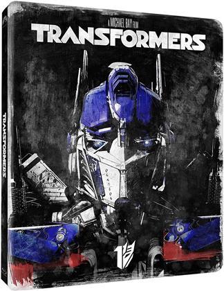 Transformers (2007) (Limited Edition, Steelbook, 2 Blu-rays)