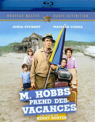 M. Hobbs prend des vacances (1962) (Hollywood Legends, s/w, Remastered)