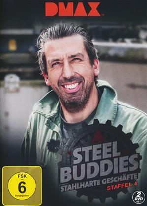 Steel Buddies - Stahlharte Geschäfte - Staffel 4 (DMAX, 2 DVDs)