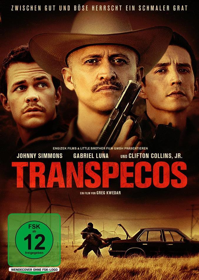 Transpecos - Zwischen gut und böse herrscht ein schmaler Grat (2016)