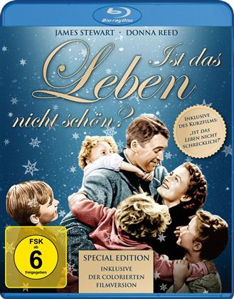 Ist das Leben nicht schön? (1946) (Filmjuwelen, Colorierte Fassung, Special Edition)