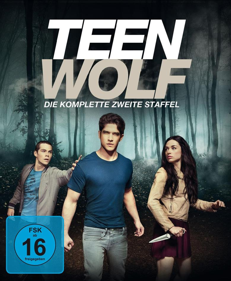 Teen Wolf - Staffel 2 (Digipack, 3 Blu-rays)