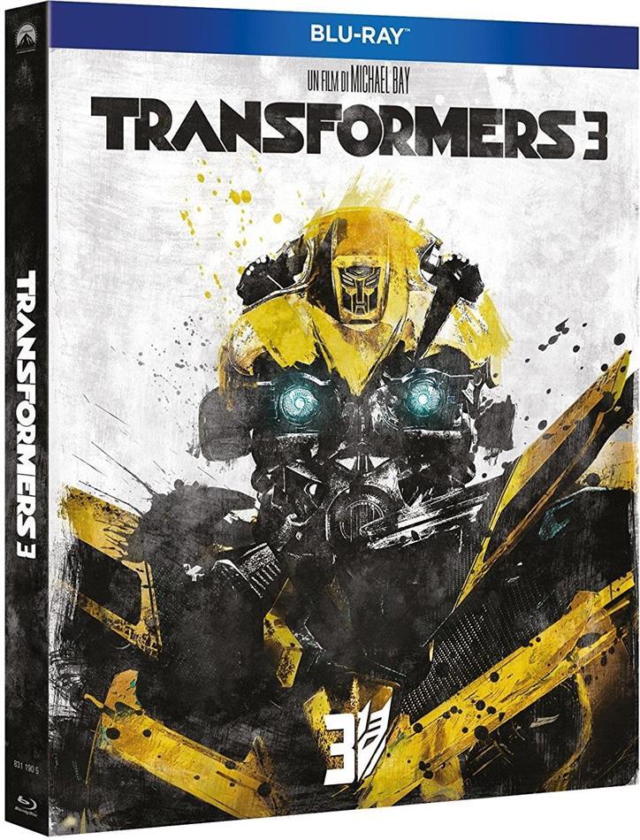 Transformers 3 - Dark of the Moon (2011) (Neuauflage)