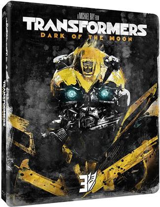 Transformers 3 - Dark of the Moon (2011) (Limited Edition, Steelbook, 2 Blu-rays)