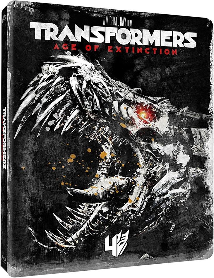 Transformers 4 - Age of Extinction (2014) (Limited Edition, Steelbook, 2 Blu-rays)