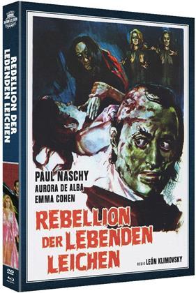 Rebellion der lebenden Leichen (1973) (Limited Edition, Uncut, Blu-ray + DVD)