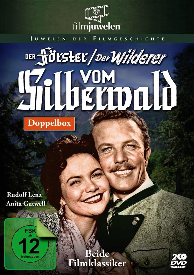 Der Förster vom Silberwald / Der Wilderer vom Silberwald (Filmjuwelen, 2 DVDs)