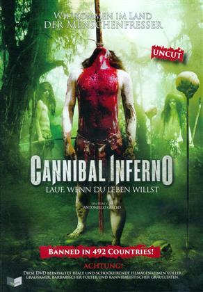 Cannibal Inferno - Lauf, wenn du leben willst (2008) (Uncut)