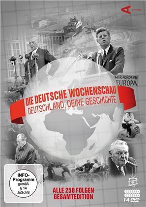 Die deutsche Wochenschau - Deutschland, deine Geschichte (14 DVDs)