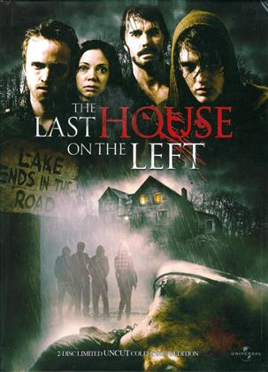 The Last House on the Left (2009) (Cover A, Collector's Edition, Extended Edition, Limited Edition, Mediabook, Uncut, Blu-ray + DVD)