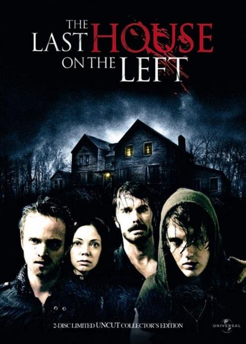 The Last House on the Left (2009) (Cover B, Collector's Edition, Extended Edition, Edizione Limitata, Mediabook, Uncut, Blu-ray + DVD)