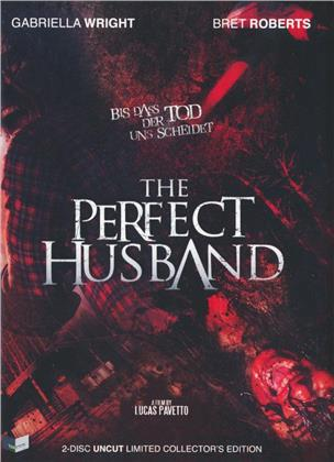 The Perfect Husband (2014) (Cover A, Collector's Edition, Edizione Limitata, Mediabook, Uncut, Blu-ray + DVD)