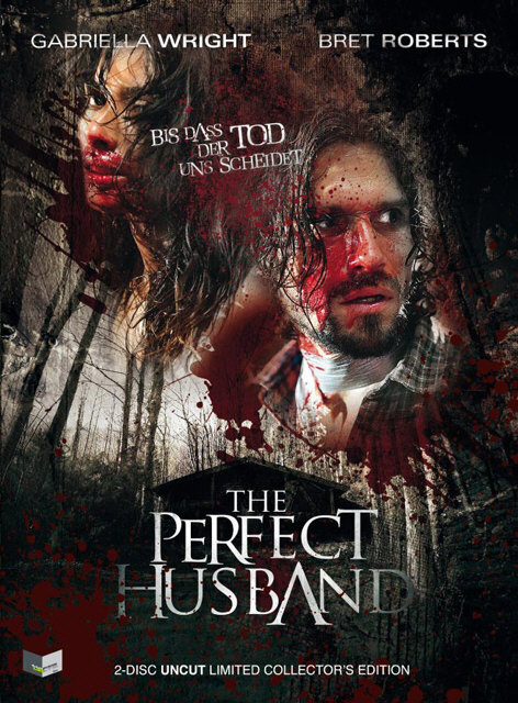 The Perfect Husband (2014) (Cover B, Collector's Edition, Limited Edition, Mediabook, Uncut, Blu-ray + DVD)