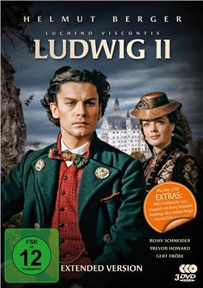Ludwig II. (1972) (Filmjuwelen, Director's Cut, 2 DVDs)