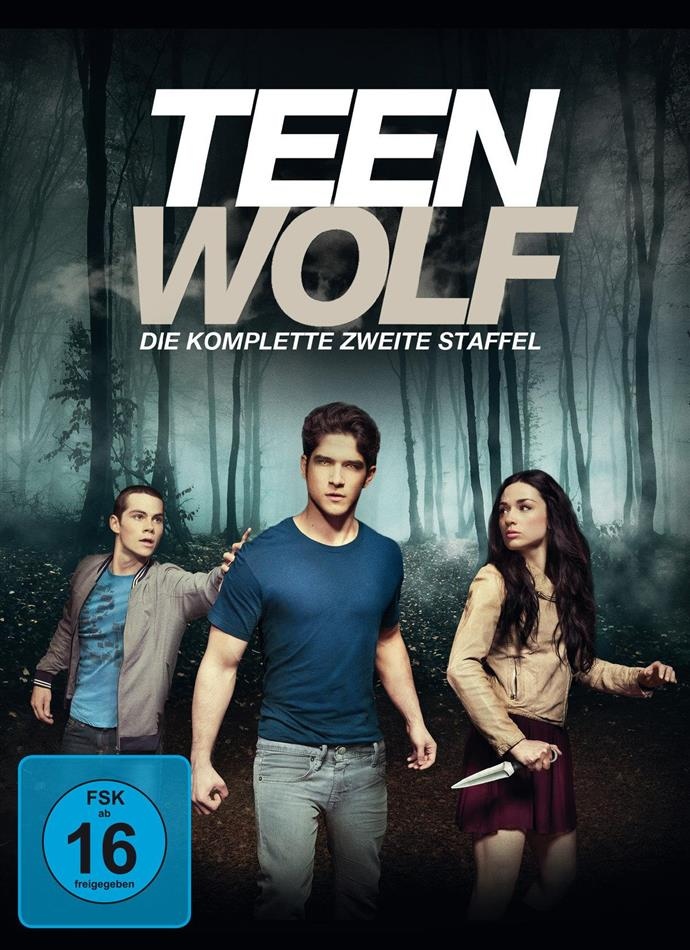 Teen Wolf - Staffel 2 (Digipack, 4 DVDs)