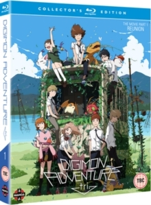 Digimon Adventure Tri - The Movie Part 1 - Reunion (2015) (Collector's Edition)