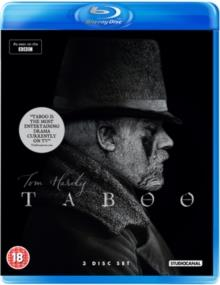 Taboo - Season 1 (3 Blu-rays)