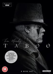 Taboo - Season 1 (3 DVDs)