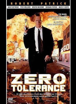 Zero Tolerance (1994) (Cover A, Limited Edition, Mediabook, Uncut, 2 DVDs)