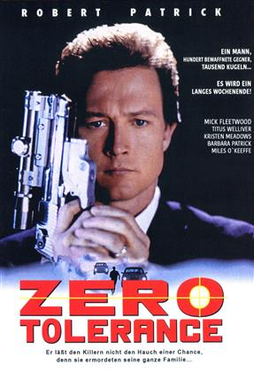 Zero Tolerance (1994) (Cover B, Limited Edition, Mediabook, Uncut, 2 DVDs)