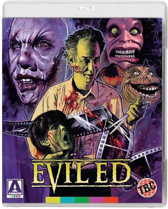 Evil Ed (1995) (Limited Edition, 2 Blu-rays + DVD)