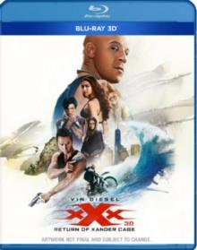 xXx - Triple X 3 - Return Of Xander Cage (2017) (Blu-ray 3D + Blu-ray)