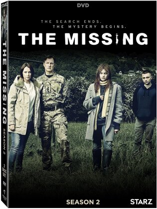 The Missing - Season 2 (2 DVDs)