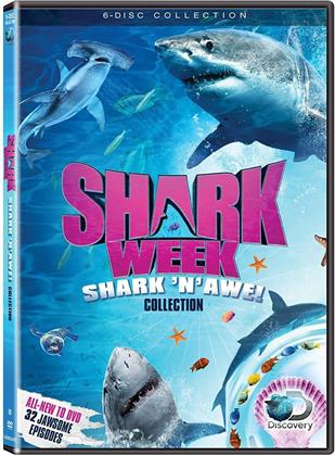 Shark Week - Shark 'N' Awe Collection (Discovery Channel, 6 DVDs)