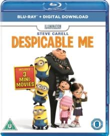 Despicable Me (2010) (Resleeve)
